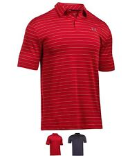 OFFERTA Under Armour Coolswitch Polo Shirt Mens Red
