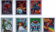 'You Choose' Skybox's 1992 Marvel Masterpieces Trading Cards, #7-92. Near Mint