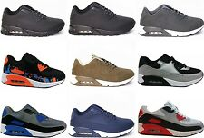 MENS RUNNING TRAINERS WOMENS FITNESS GYM SPORTS BOOTS COMFY AIR SHOES SIZE YG-81