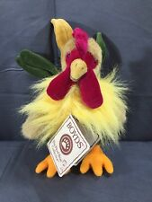 Boyds Bears Archie Strutencrow Cockerel Rooster Retired W/ Tags