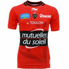 Maillot Rugby Neuf de TOULON Taille S-M-L-XL-XXL  France ref17 shirt