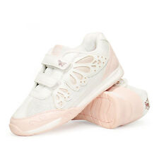 New Kids Girls Running Trainers Shock Absorbing Fitness Gym Sports Shoes Sizes
