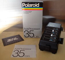 Polaroid Auto Film Processor 35mm New In Box
