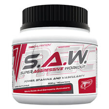 Trec Nutrition S.A.W Powder Body Building Endurance Muscle Building Powder