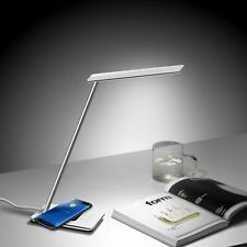 LED Lamp with Charging Function USB Charger Qi Wireless Dock