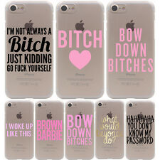 Coque Bitch Not Always Beyonce Hard Case Galaxy S A J G Note Huawei All Iphone