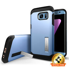 Spigen® For Samsung Galaxy S7 edge [Tough Armor] Shockproof Cover Kic