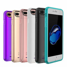 Ultra Thin External Battery Charger Case Cover Power Bank For iPhone 6 7 7 Plus