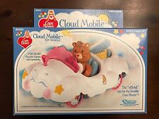 RARE! Vintage 1983 Care Bears Cloud Mobile Car BRAND NEW SEALED BOX Kenner NRFB
