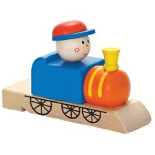 Traditional Colourful Wooden Train Whistle MUSICAL INSTRUMENT KIDS