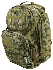 KOMBAT UK COMMANDER PACK 70 LITRE ARMY BACKPACK TACTICAL MOLLE ASSAULT BAG  BTP