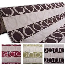 Marrakesh Stripe Tapestry Heavy Chenille Curtain Cushion Upholstery Fabric