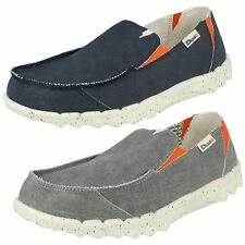 Mens FARTY FUNK Casual Slip On Shoes By DUDE £39.99