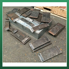 USED - Replacement EDWARDS Box and Pan Folder Brake Fingers Segmented Blades