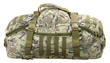 KOMBAT UK OPERATORS DUFFLE BAG 60 LITRE ARMY MOLLE TACTICAL TRAVEL RUCKSACK BTP