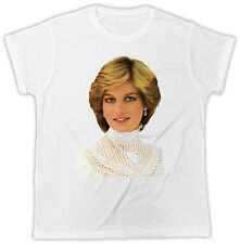 Lady Diana T-Shirt Queen of Our Hearts Mens Womens Unisex T Shirt