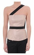 Women's D&g Dolce &gabbana Womens 1 Strap Top Gold