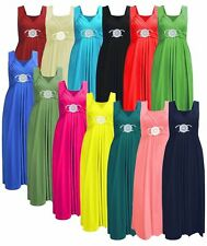 LONG BRIDESMAID PARTY COCKTAIL EVENING PROM BUCKLE WOMENS MAXI DRESS SIZE 8-28