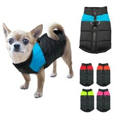 Waterproof Pet Dog Puppy Vest Jacket Clothing Warm Winter Dogs Clothes Coat For