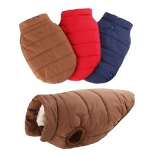 New Windproof Pet Dog Puppy Vest Jacket Pet Clothing Warm Dog Winter Clothes Coa