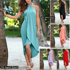 Vestito Copricostume Mare Donna Spalle Nude Woman Dress Beach Cover Ups 110252