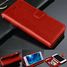New Leather Flip Cover Credit Card Holder Wallet Case for Apple iPhone