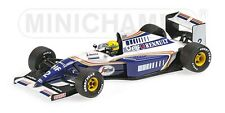 MINICHAMPS Re Issue AYRTON SENNA F1 model cars LOTUS McLAREN WILLIAMS 85-94 1:43