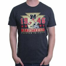 New Era Triangle T-shirt ~ San Francisco 49ers