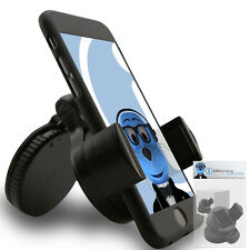 Rotating Wind Screen Suction Car Mount Holder For Samsung C3300K Champ