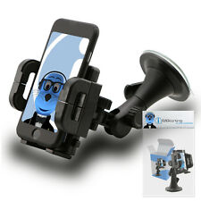 Heavy Duty Rotating Car Holder Mount For Archos 50c Oxygen