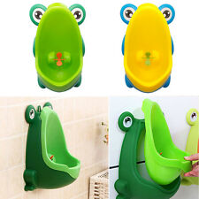NEW Children Kids Potty Toilet Training Infant Urinal Boys Pee Trainer Bathroom