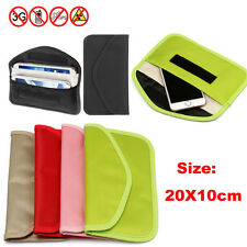 Universal RF Signal Blocker Anti-Radiation Shield Case Bag Pouch For Cell Phones