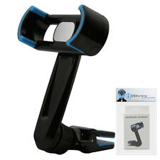 360 Degree Clip On Air Vent In Car Holder for Nokia Asha 302