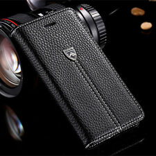 Luxury Magnetic Flip Cover Stand Wallet Leather Case For Apple iPhone 6 Plus 5.