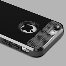 "Hybrid Shockproof Hard Rugged Cover Case For Apple iPhone 7 6 6s 4.7"" 5.5 P"