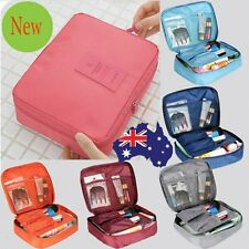 Cosmetic Make-up Bag Toiletry Washing Beauty Case Travel Organizer Pouch HM