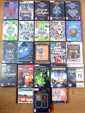 PC (DVD / CD ROM) Retro Games Collection Region UK PAL - Make your SELECTION