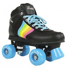 Rookie - Forever Rainbow V2 - Patines quad - Negro / multicolor