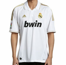 CAMISETA ADIDAS REAL MADRID 1ª EQUIPACION TEMPORADA 2011/2012 ORIGINAL