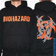 "BIOHAZARD ""Chains"", Hoodie, black Hardcore Metal"