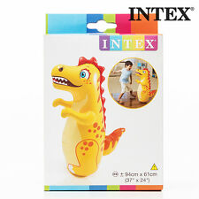 Hinchable Tentetieso Animales Intex, base rellenable con agua, para interior / e