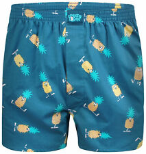 "LOUSY LIVIN Boxershorts ""Ananas"" - 100% Baumwolle"