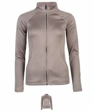 GINNASTICA The North Face Agave Full Zip Giacca Donna Grey