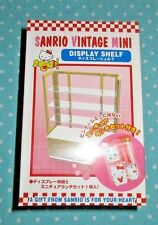 Sanrio Vintage Mini Series 1 Display Shelf Re-Ment 1:6 Blythe Pullip Cabinet