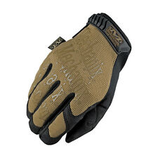 Mechanix Wear Guantes Tacticos Coyote, The Original Glove, Tallas S - M - L - Xl