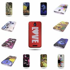 For HTC Desire 510 Back 1pc Slim  Design Snap On Cover Case