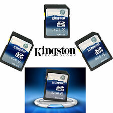 KINGSTON 4GB/8GB/16GB/32GB SDHC SD C4 Scheda di memoria SD4