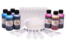 Non Oem Ciss Continuous Ink System Fits Epson T0342-7 Colour Dye Ink