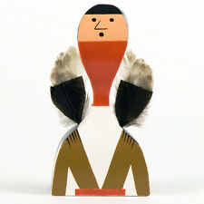 Alexander Girard For Vitra Woden Doll No. 10 Collectible NEW