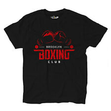 T-Shirt Maglietta Pugilato Brooklyn Boxing Club Palestra Ring Sport Sacco 1